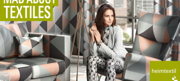 Heimtextil 2018 – we are going to be there!